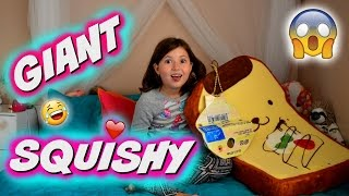 THE BIGGEST SQUISHY IN THE WORLD!!! Squishy DIY | Sedona Fun Kids TV