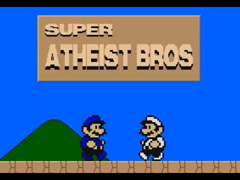 Super Atheist Bros Episode 4