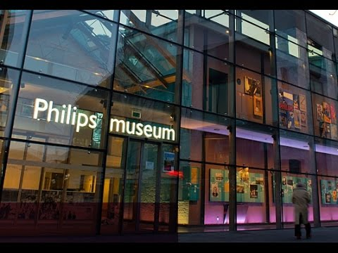 Visiting Philips Museum, Eindhoven