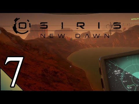 Osiris New Dawn (S2) 7:  Clean, Easy, Water..  It's Quenching!  Let's Play Osiris New Dawn Gameplay