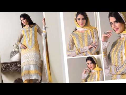 indian-wedding-fancy-churidar-kurti-dresses-online-demo-video