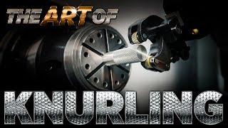 The Art of Knurling   CNC Machining Tutorial   Vlog #87 screenshot 2