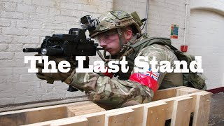 "Airsoft Cqb Swat Fortress ""the Last Stand"""