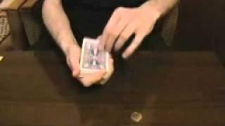Фокус с картой и монетой 'Card & Coin'