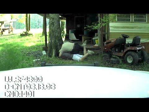 Steve the Lawn Mower Guy's Domestic Arrest