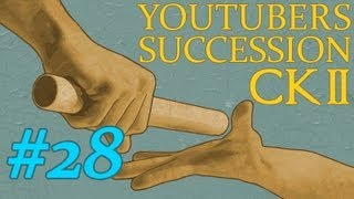 Crusader Kings 2 The Old Gods YouTuber Succession Game (28) - Quill18