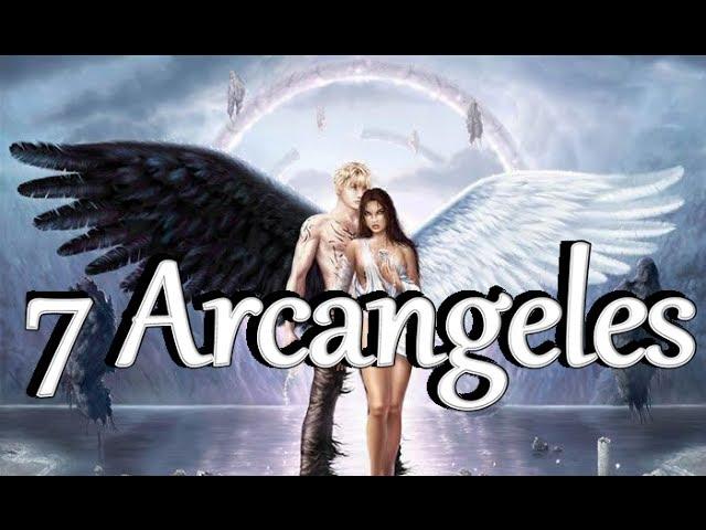Los 7 Arcángeles Más Fuertes Del Cielo