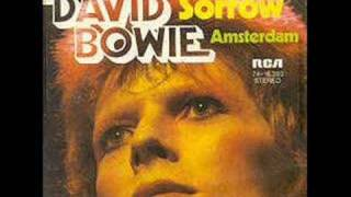Watch David Bowie Sorrow video