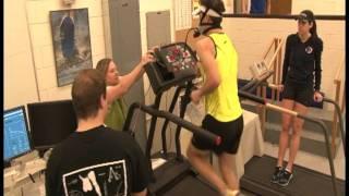 VO2 Max Testing Greg Gallagher Brooks Team Elite Athlete