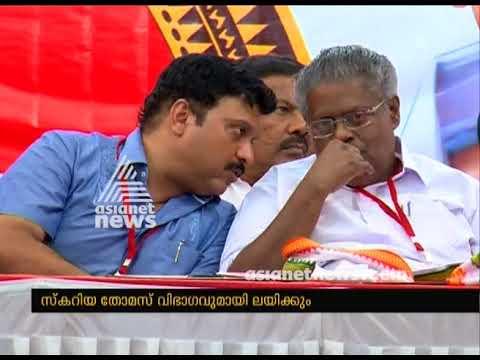 Kerala Congress R Balakrishna pillai group to enter LDF