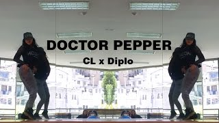 doctor pepper diplo x cl cover by cyndy koru mina myoung choreography