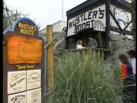 Rustler's Rooste T.V. Commercial