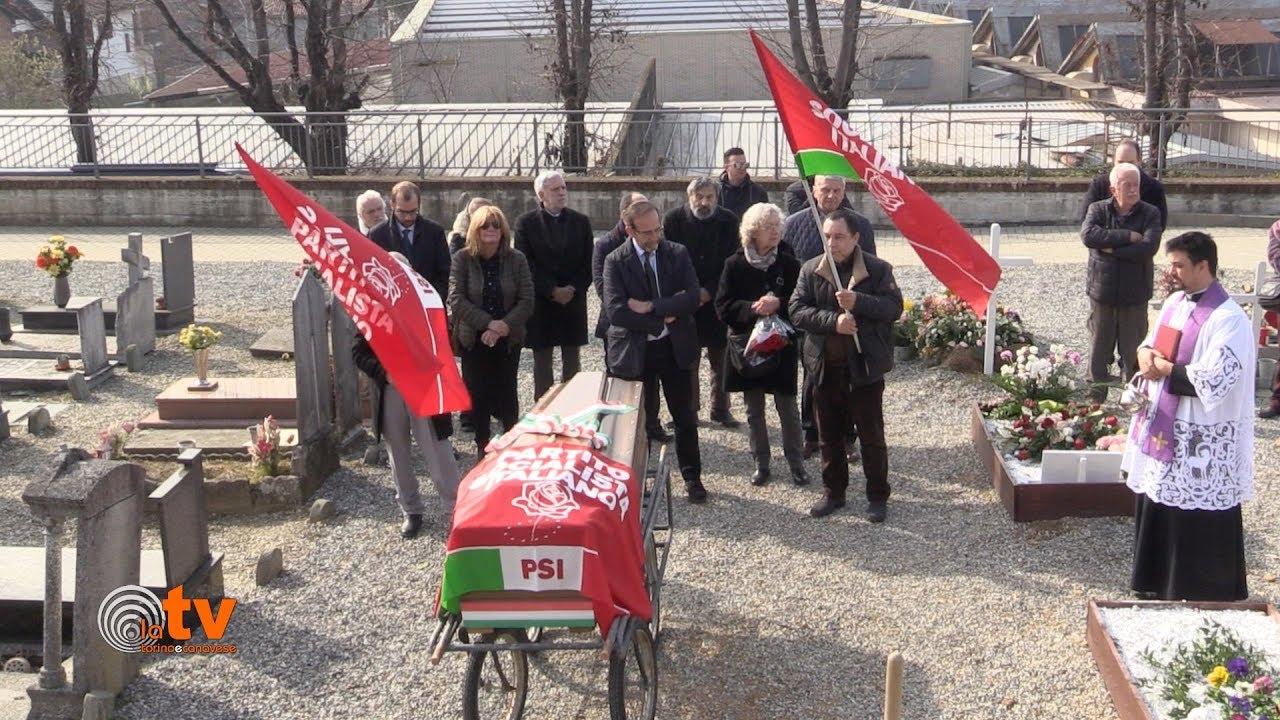I funerali ad Agliè di Emanuele Pecheux