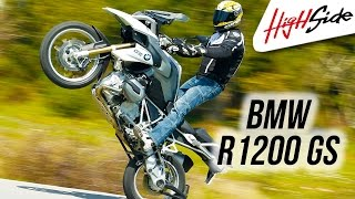 BMW R 1200 GS : une moto surprenante !
