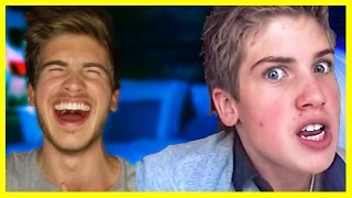 REACTING TO MY 15 YEAR OLD SELF!