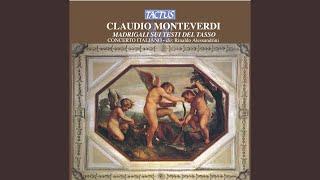 Madrigals, Book 2 (Il secondo libro de madrigali) , SV 40-59 (text by T. Tasso) : Non sono in...