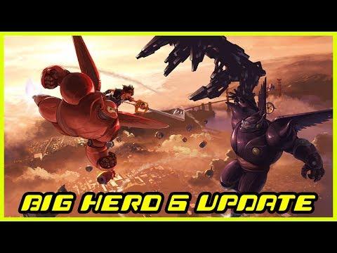 Kingdom Hearts III News Update - Big Hero 6, Less Disney Worlds than KH2, and more!