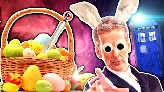 The Coolest DOCTOR WHO Season 10 Easter Egg Ever!!