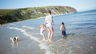 Download lagu Our family holiday in Swanage Dorset MP3
