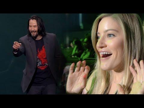 Keanu Reeves at E3! Cyberpunk 2077, Xbox Scarlett and LEGO Forza!