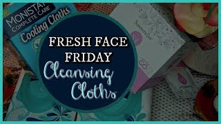 FRESH FACE FRIDAY: TRAVEL SIZE CLEANSING CLOTHS/FEMININE WIPES I LOVE TO USE | ONLING
