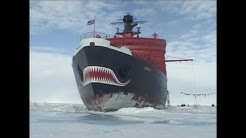 Over the Top. To the North Pole by Icebreaker.
