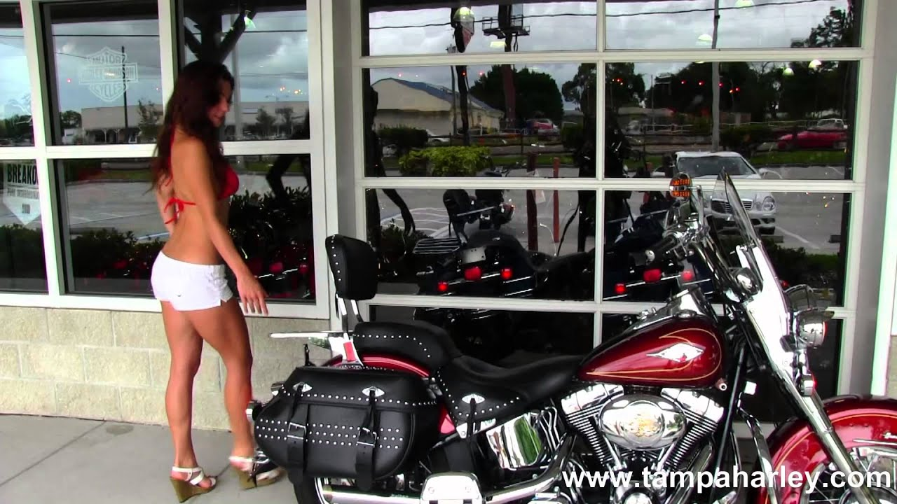 Harley Davidson Used >> Used Harley Davidson Motorcycles for Sale in Ohio - YouTube