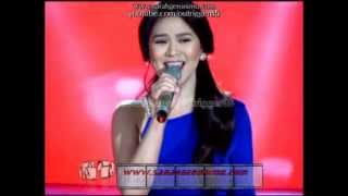 Sarah Geronimo - Kailan [It Takes A Man And A Woman Thank You] OFFCAM (14Apr13)
