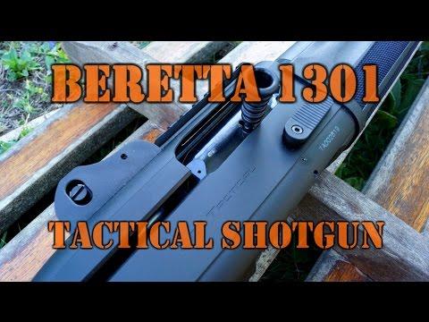 Gun Review: Beretta 1301 Tactical Shotgun