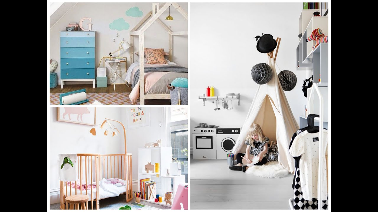 Kids Room Interior Design Ideas   YouTube