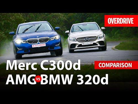 2020 BMW 3 Series V Mercedes-Benz C-Class | Comparison Test | OVERDRIVE