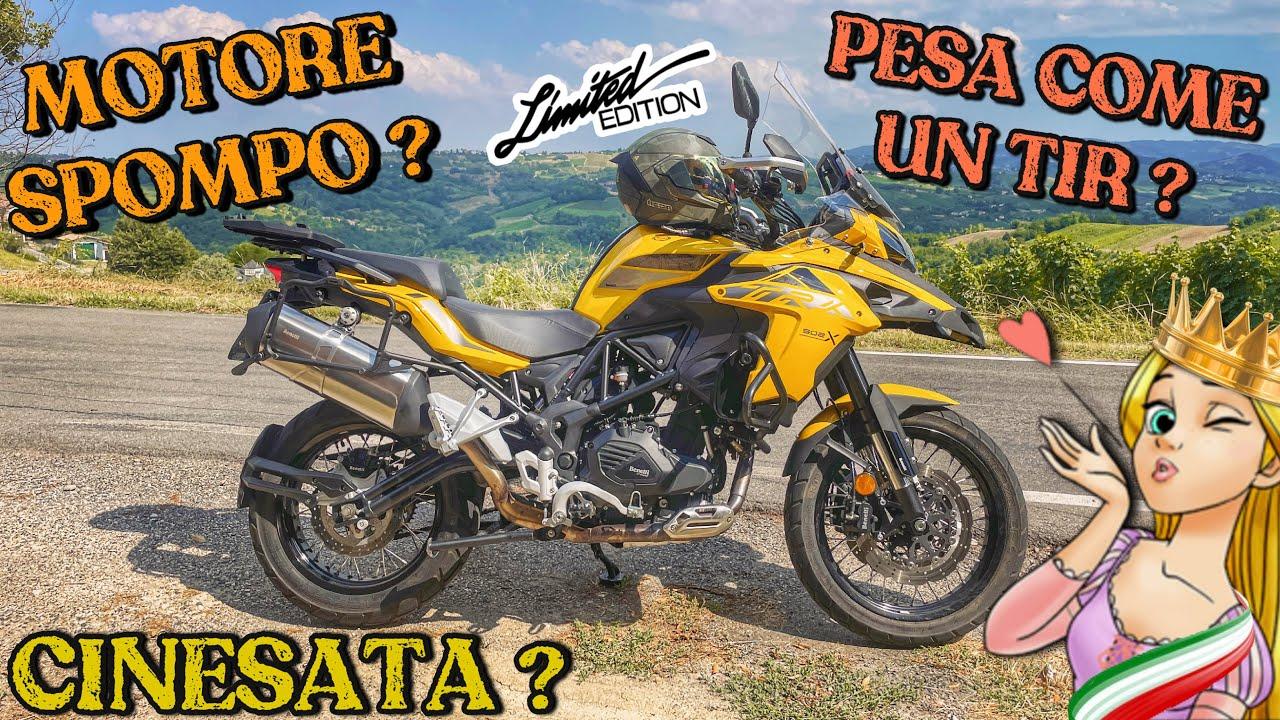 Download PROVA BENELLI TRK 502X LIMITED ECCO LA VERITÀ !