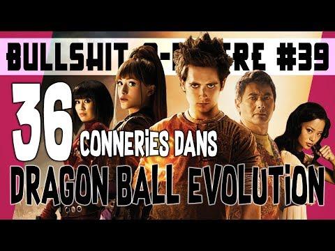 36 CONNERIES DANS DRAGON BALL EVOLUTION - BOM #39