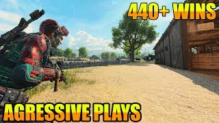 TOP CoD BLACKOUT // NEW UPDATE // 443 WINS!! // 28% PC and PS4 W/L // CoD // BEST PS4