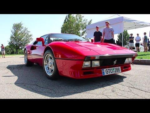 Tutto Italiano - Ferrari 288 GT0, Lamborghini Countach 5000, Pagani Zonda S + More