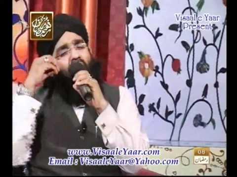 Urdu Naat(Baat Un Par)Shahzad Hanif Madni In Qtv.By Visaal