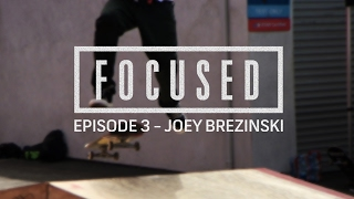 Shutterstock presents FOCUSED: Ep. 3 - A Different Angle on Red Bull Athlete Joey Brezinski
