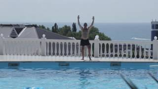 видео Отель «Марсель» и отдых на Черном море