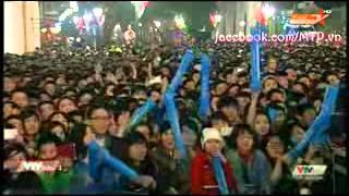 FULL OFFICIAL Sơn Tùng M TP Đêm diễn YAMAHA   CLEAR MEN COUNTDOWN 31 12 2014