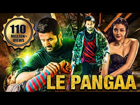 Le Pangaa Full Hindi Dubbed Movie | Nithin Telugu Movies Hindi Dubbed | Kajal Aggarwal Movies