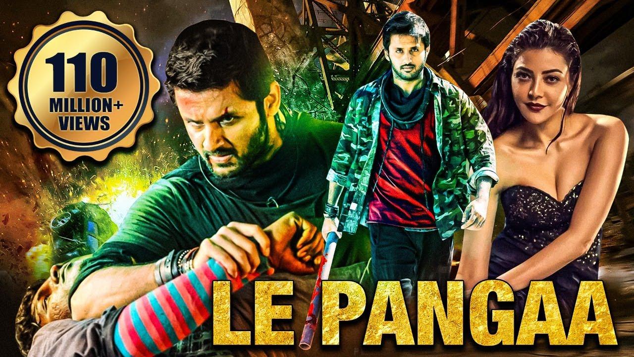 Download Le Pangaa Full Hindi Dubbed Movie | Nithin Telugu Movies Hindi Dubbed | Kajal Aggarwal Movies