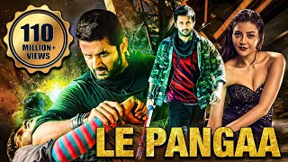 Le Pangaa Full Hindi Dubbed Movie | Nithin Latest Telugu Movies Hindi Dubbed | Kajal Aggarwal Movies
