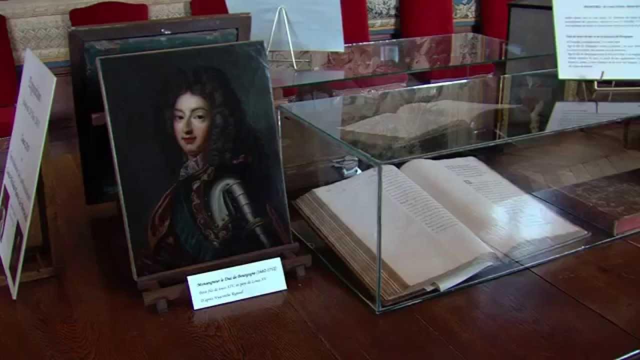 Exposition : Louis Nicolas de Breteuil dans l'ombre de Louis XIV