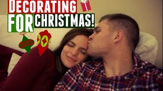 CHRISTMAS HAUL & DECORATING! 11/24-28/15 | Casey Holmes