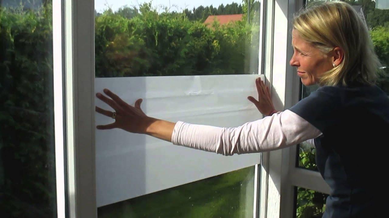 Folie f r badezimmerfenster