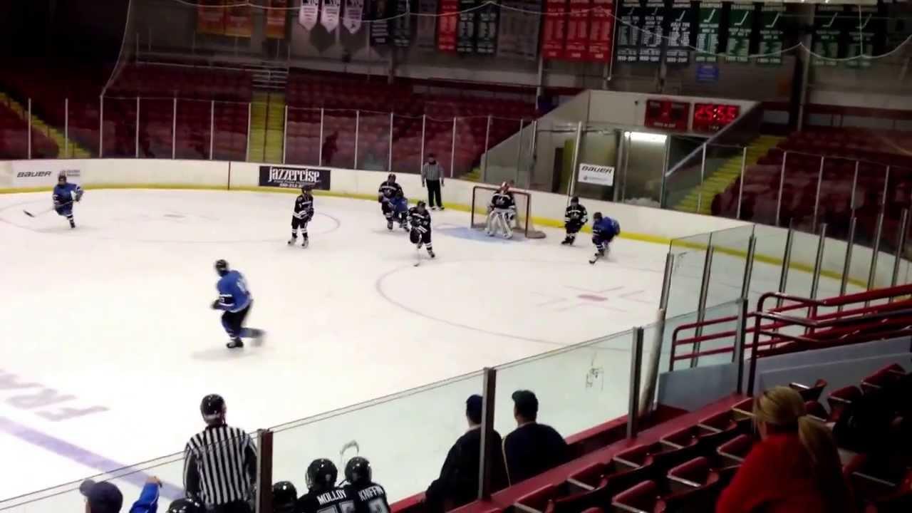 North Stars At Fraser Hockey Land Youtube