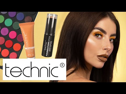 We NEED to talk about TECHNIC MAKEUP! *Sooo CHEAP!*