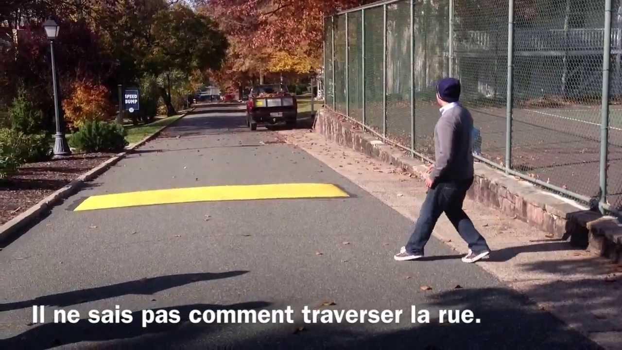 Comment traverser la rue - YouTube