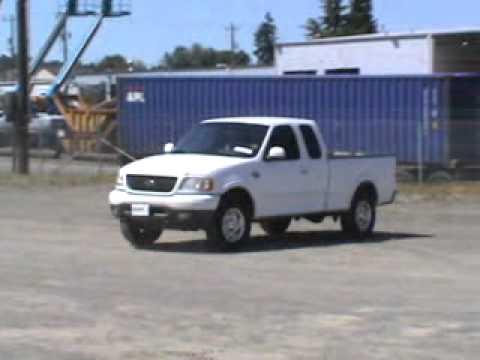 2000 Ford F150 Extended Cab 4x4 Pickup Truck W A T C Bidadoo