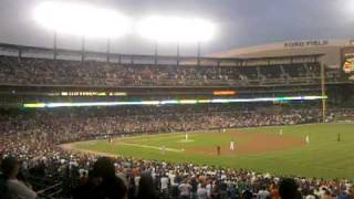 "Detroit Tigers Armando Galarraga ""perfect game"" ""out 27"""